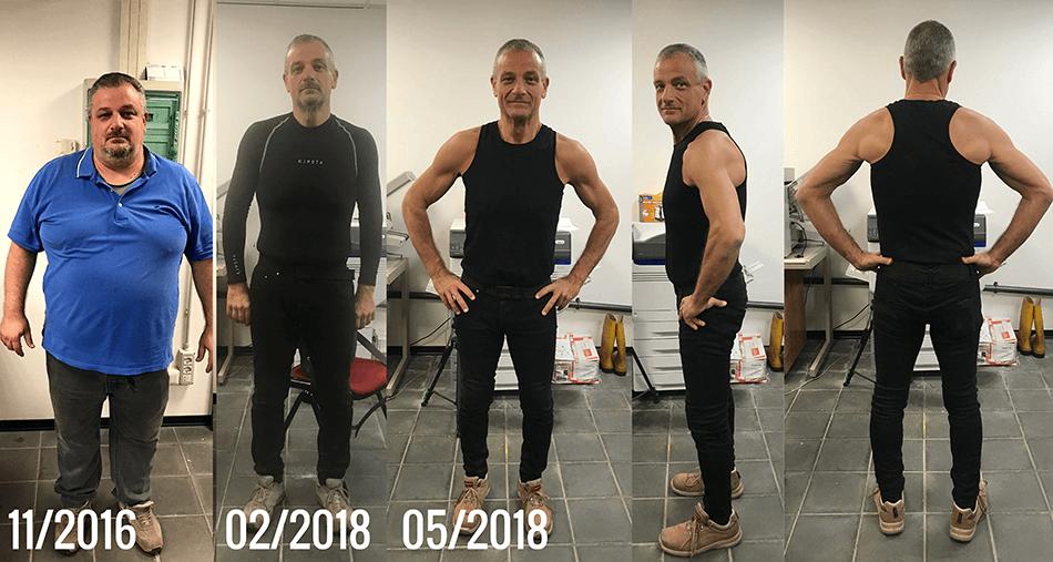 Ridurre la massa grassa - Gaetano Grassi